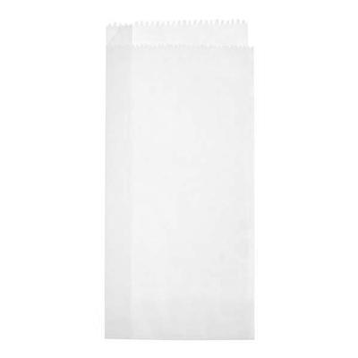 sachet hotdog papier blanc sacs en papier emballages carrousel. Black Bedroom Furniture Sets. Home Design Ideas