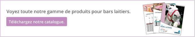 Télécharger le catalogue Bars laitiers