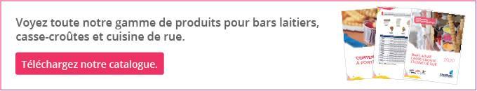 Télécharger catalogue Bar laitier