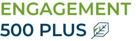 Logo Engagement 500 Plus