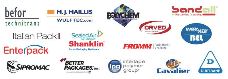 Logos fournisseurs machinerie