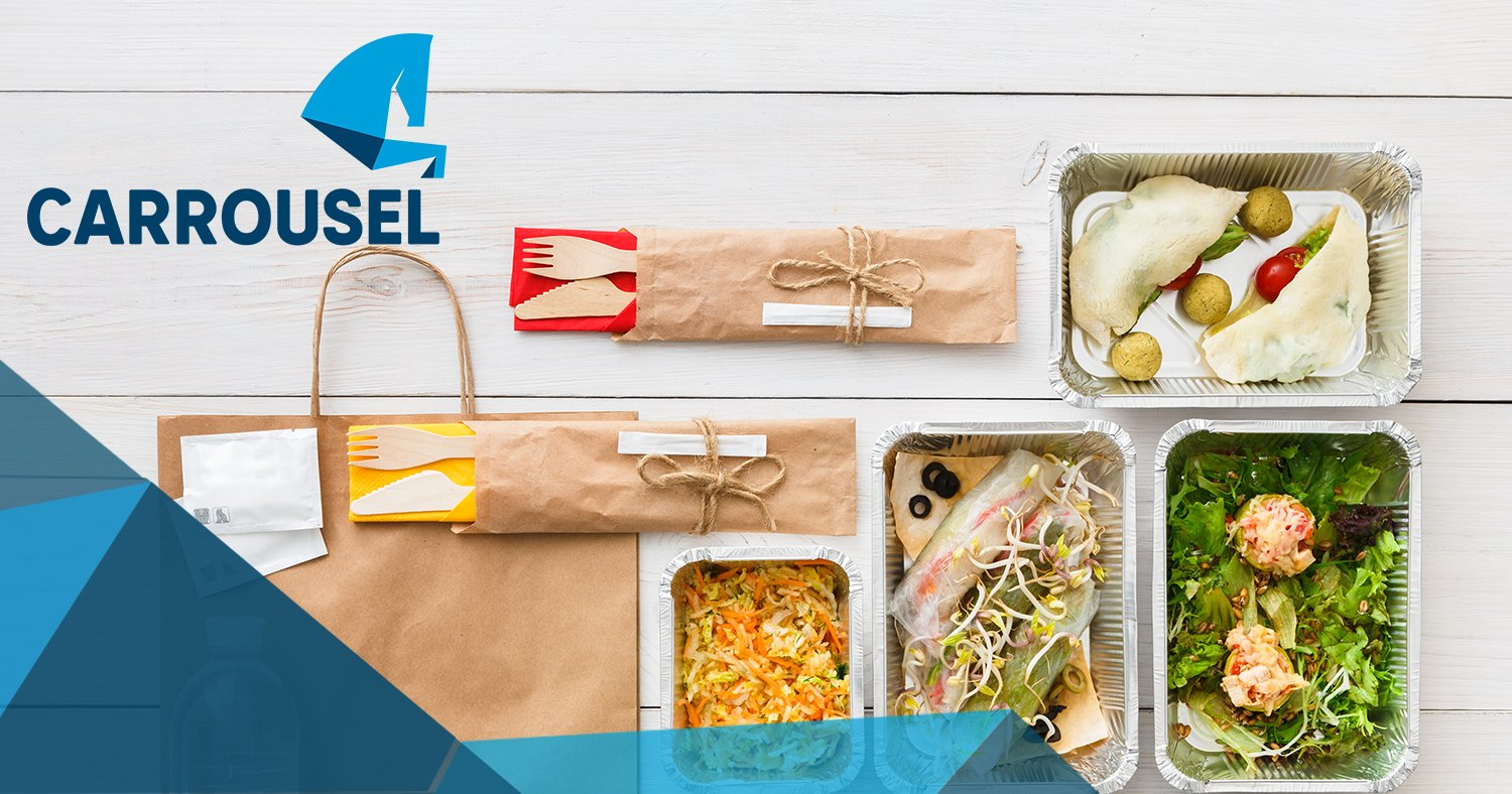 Carrousel Packaging: Packaging products supplier and distributor