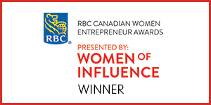 RBC Canadian women entrepreneur awards